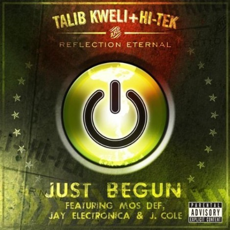 Reflection Eternal - Just Begun