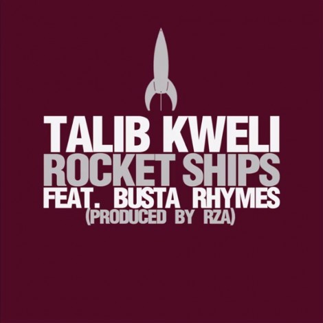 Rocket Ship ft. Busta Rhymes