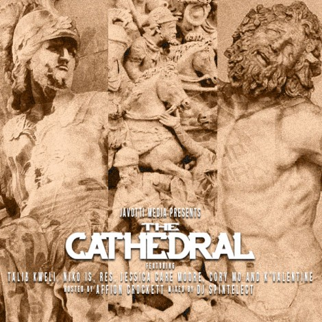 The Cathedral - Front Cover